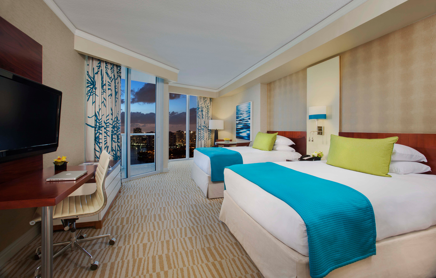 Trump International Hotel Rooms Interior