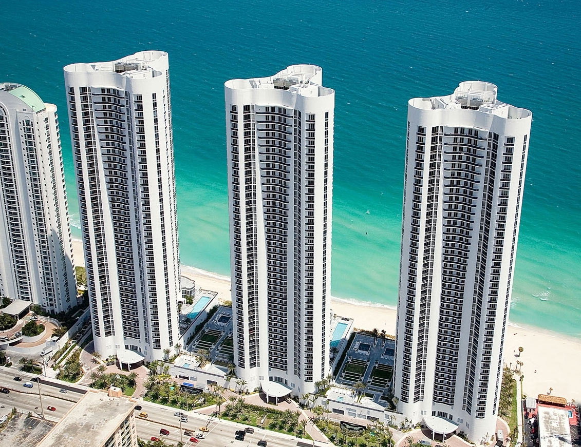 Sunny Isles Trump Towers Development